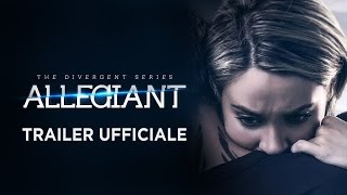 The Divergent Series: Allegiant (Shailene Woodley, Theo James) - Trailer italiano ufficiale #3 [HD]