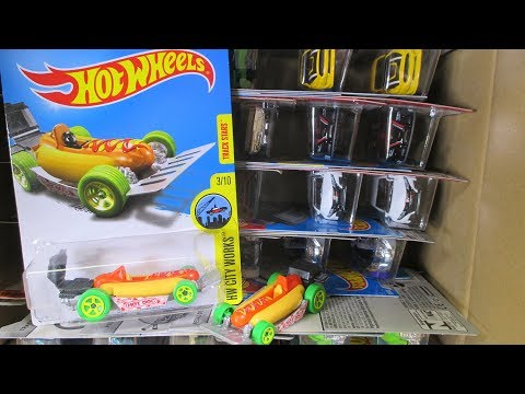 Xxx Mp4 2017 P WW Hot Wheels Case Unboxing Video By RaceGrooves 3gp Sex