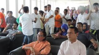 dhaka international university RAG DAY 2016,,,21,22, 38 batch part 2