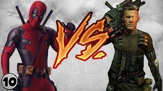 Deadpool vs Cable
