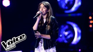 Amelia Andryszczyk  Theres Nothing Holdin Me Back  Przesuchania  The Voice Kids Poland