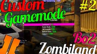 Custom Gamemode #2 | Zombiland Sur Aftermath ! - Du BON Lance-Patates [BO2]