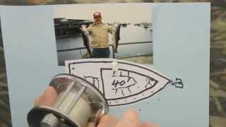 King Salmon Fishing Monterey Bay Santa Cruz California Party Boat from Fisherman's Wharf