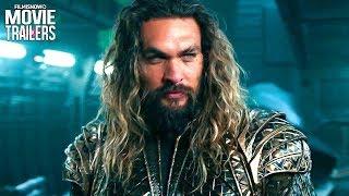 JUSTICE LEAGUE | Jason Momoa is Arthur Curry aka Aquaman