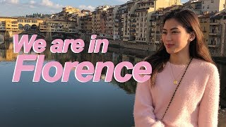 What happened in FLORENCE by Alex Gonzaga