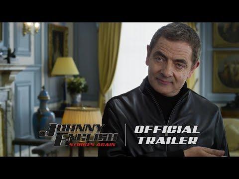 Xxx Mp4 Johnny English Strikes Again Official Trailer HD Coming Soon 3gp Sex