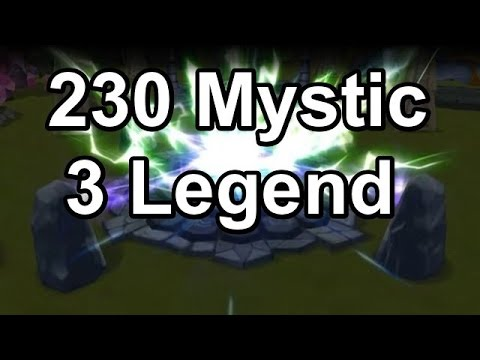 3 LEGENDS + 230 SCROLL SUMMONS (Insane Nat5!)