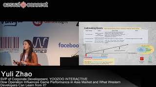 How Operation Influences Game Performance in Asia Market  | Yuli Zhao