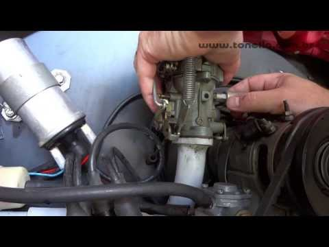 Tonella carburador fusca 1 7 HD