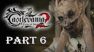 Castlevania Lords of Shadow 2 Walkthrough Part 6 - Boss Raisa Volkova (Let's Play Gameplay)