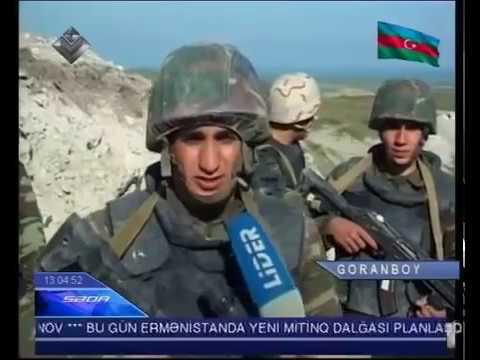 Qarabağda erməni ordusunun indiyədək görünməyən şok kadırları