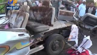 Road Accident in Odisha: 3 Dead, 8 Injured