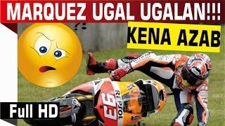 MotoGP Silverstone 2016 Ugal Ugalan, Marquez kena Azab