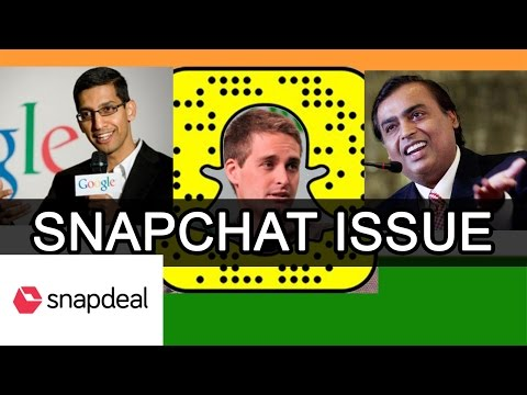 Xxx Mp4 Reply From An Indian To Snapchat CEO Is India Really Poor 3gp Sex