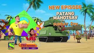 Double Dhamaal This Weekend | 2 New Episodes | Guru Aur Bhole | Sat-Sun At 2 PM