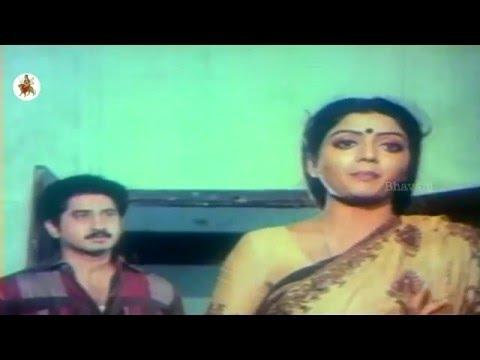Prasad Tries To Rape Bhanu Priya - Chadastapu Mogudu Movie Scenes