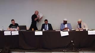 MORGAN PRIEST  - DÉBAT INTER-RELIGIEUX - CHRÉTIENS / MUSULMANS - 28 MAI 2016