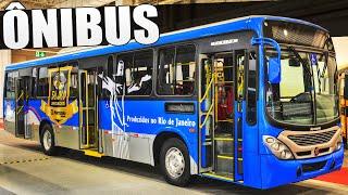 Ônibus Urbano - Euro Truck Simulador 2