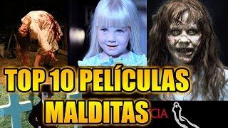 TOP 10 PELÍCULAS MALDITAS