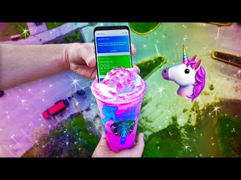 Can Unicorn Frappe Protect Galaxy S8 from 100 FT Drop Test