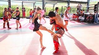 Afternoon Muay Thai Training at AKA Thailand - Phuket - Thailand