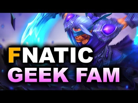 Xxx Mp4 FNATIC Vs GEEK FAM SUPER INTENSE GESC JAKARTA Minor DOTA 2 3gp Sex