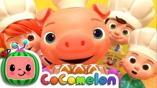 Hot Cross Buns | ABCkidTV Nursery Rhymes & Kids Songs