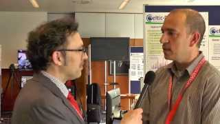 Interview with Ilan Rozen from the HFCC/G.fast project at the Celtic-Plus Event 2015