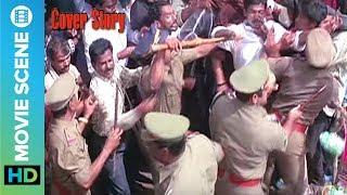 Media Vs Police - Cover Story