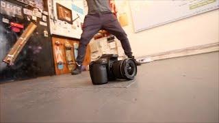 Every Casey Neistat Camera Crash