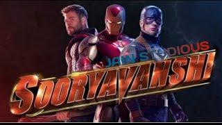 Avengers Sooryavanshi teaser || Ft. Captain America , Iron Man and thor
