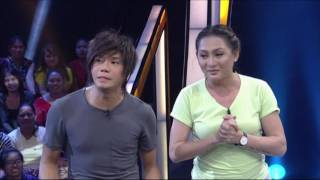 Minute To Win It - Last Man Standing: Mainit ang Harapan!