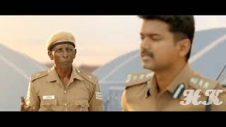 Theri bridge scene in hindi