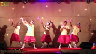 Funny Dance Performance (kukkuru kukku..) @ st george's college aruvithura