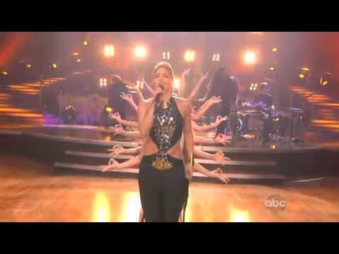 Shakira Rabiosa Dancing With The Stars Loca Waka Waka Music Video Hips Don't Lie She Wolf DWTS 2011