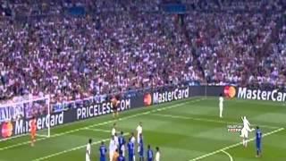 اهداف مباراة ريال مدريد ويوفنتوس 1 1