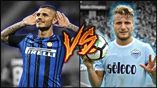 Mauro Icardi VS Ciro Immobile || Who is The Best?! || [HD]