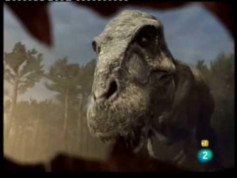 La batalla de los dinosaurios generaciones 3 de 4 European spanish