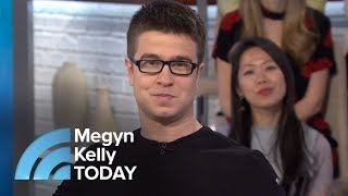 A Man Who's Addicted To EVERYTHING And Is Quitting All Of It | Megyn Kelly TODAY