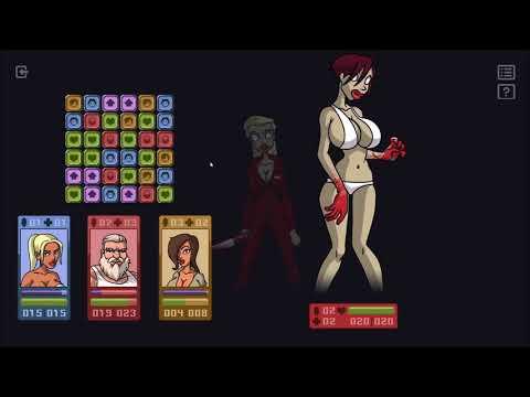 Fight Zombie Girls - XXZ Gameplay (Free on Steam)