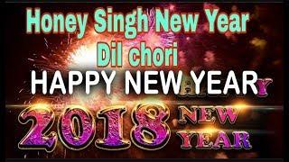 Happy New Year 2018 with Honey Singh WhatsApp status