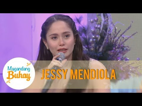 Xxx Mp4 Magandang Buhay Jessy Mendiola Reveals She Suffered From Depression 3gp Sex