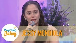 Magandang Buhay: Jessy Mendiola reveals she suffered from depression