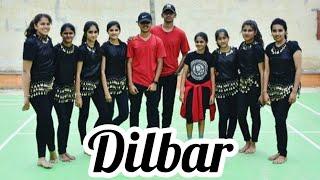 "DILBAR DILBAR || Cover Dance Video || Satyameva Jayate movie|| ""STEPS FOR RHYTHM""|| Teju Hasini ||"