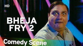 Vinay Pathak Comedy Scene - Bheja Fry 2 - Kay Kay Menon - Minissha Lamba - Shemaroo Bollywood Comedy