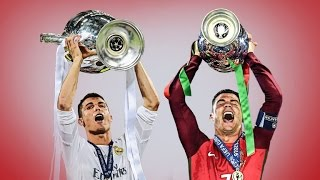 Cristiano Ronaldo - Ballon d'Or 2016 Winner  HD