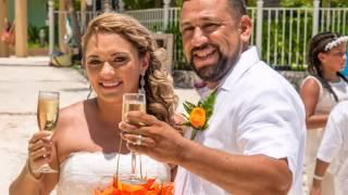 JERRY &  NILDA'S WEDDING PICS