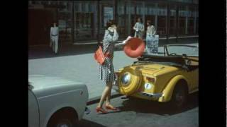 Jacques Tati Trafic - Trailer