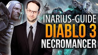 Diablo 3: Necromancer Guide (Inarius-Set)
