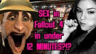 Fallout 4 Sex% Speedrun in 11:59